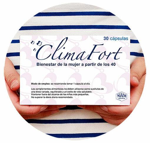 Climafort menopausia alivio de los sofocos