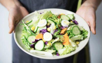 Cómo pasar una menopausia más relajada gracias a tu alimentación