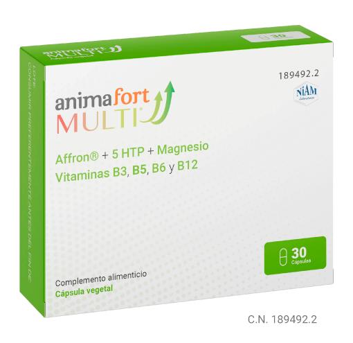 Caja de AnimaFort MULTI - frontal