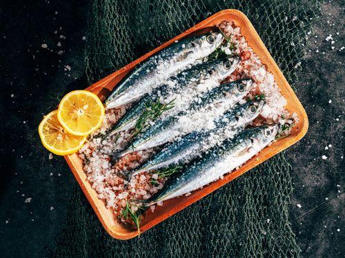 Pescado para tu omega-3