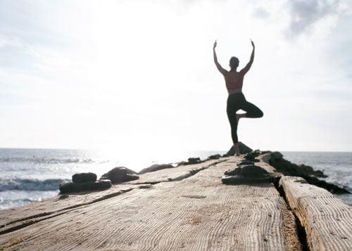 a insónia na menopausa desaparece com exercício