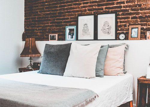 um quarto proprio para superá-la insónia na menopausa