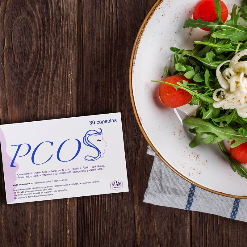 Complemento PCOS 100% natural
