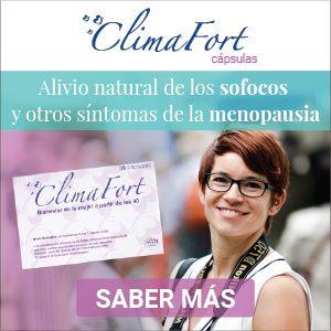 ClimaFort menopausia saber más