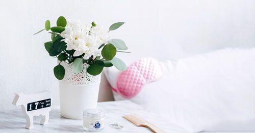 mesilla-con-flores