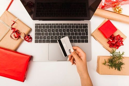 compras online navidad