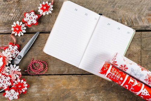 planifica la navidad ansiedad
