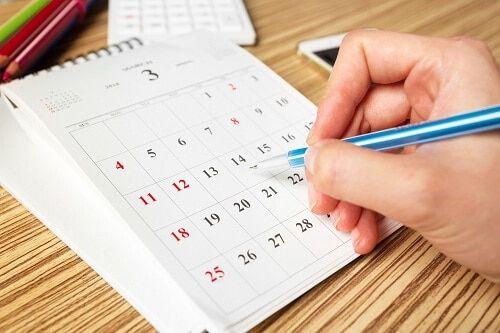 calendario propositos